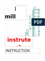 Ball Mill lab manual