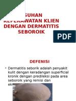 Askep Dermatitis Seboroik
