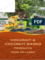 Coconut and Coconut Based Products Ebrochures 1