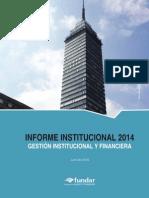 InformeFundar2014