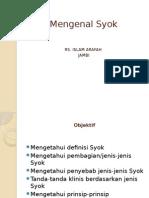 Presentasi Syok