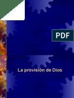 La Provision de Dios
