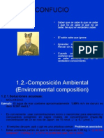 COMPOSICIÓN DEL AMBIENTE (CLASE 1)