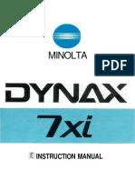 Dynax 7xi En