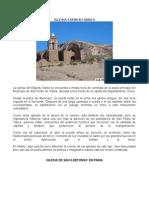 Iglesias de Oruro