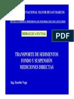 CLASE 10 -Mediciones Directas Fondo y Suspension