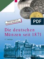 Jaeger K. - Die Deutschen Munzen 1871