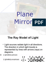 6_Plane Mirrors Lesson ppt