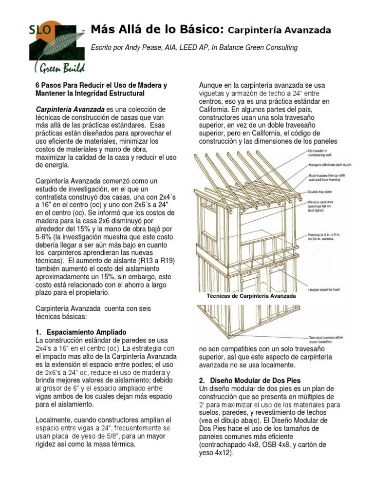 Magnífico Lo Uñas Tamaño De La Pared Estructural 2x4 Colección de ...