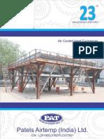 PAT Annual report