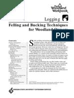 Logging Felling &Bucking