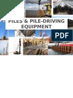 Piles & Pile-driving Equipment