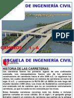 Escuela de Ingeniería Civil i - Caminos