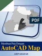 Membuat Peta Deng an Auto Cad Map