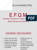TRANSPARENCIAS EFQM