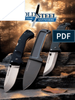 Cold Steel 2015 Catalog