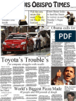 Patrtick Mc Kenna Newspaper