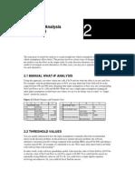 Sensitivity Analysis Using Excel