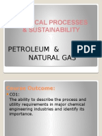 Natural Gas Petroleum Industries