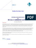 Bulk Carrier Safety _26 March 2010