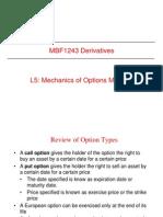 d l5 Options