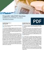 ESD FAQ