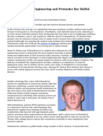 Prima Healthcare Engineering and Pretender Bar Skilful Robert Smoley
