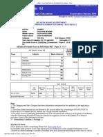 Cbse - Joint Entrance Examination (Main) - 2015 Prem