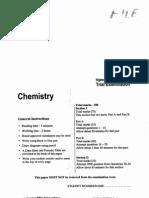 2002 Chemistry Trialhsc Independent