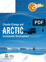 Climate Change and Artic Sustainable Development