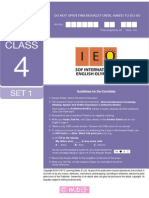 Pdf 4 sample papers ieo class for