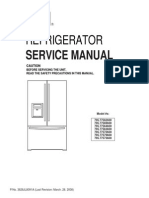 Other Model of Refrigerator Manual