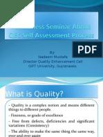 QEC Presentation at LSE