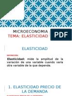 Clase 2 Elasticidad