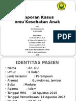 Lapsus Pediatri