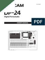Dp-24 Manual Del Usuario Ingles Copia