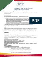 Annonce analystes financiers juniors OE-AF-100614_1.pdf