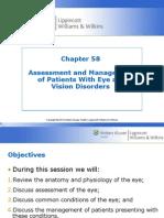 Eye and Ear Disorders 1