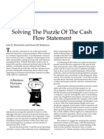 Puzzle of the Cash Flow Statement