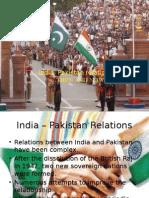 India- Pakistan Relationship