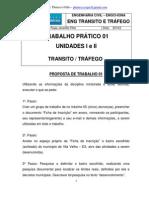 Trabalho Pratico 01 Eng Transito - 2014_2 ENGCI 03NA