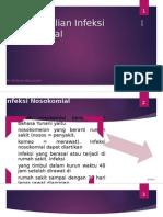 Pengendalian Infeksi Nosokomial