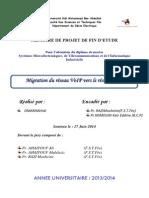 Migration Du Reseau VoIP Vers - OMARI Mehdi_79