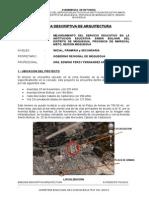 MEMORIA DESCRIPTIVA ARQUITECTURA SB.doc