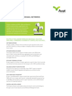 Eclipse Platform Data Sheet ETSI