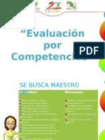 Evaluacion Competencias Riems
