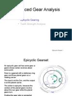 Adv Gear Analysis