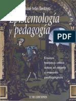 Epistemologia y Pedagogia Bedoya