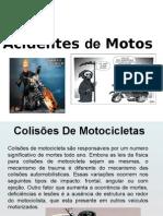 Acidentes de Motos