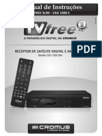 1406555524 TV FREE SLIM - CAD 1000 S